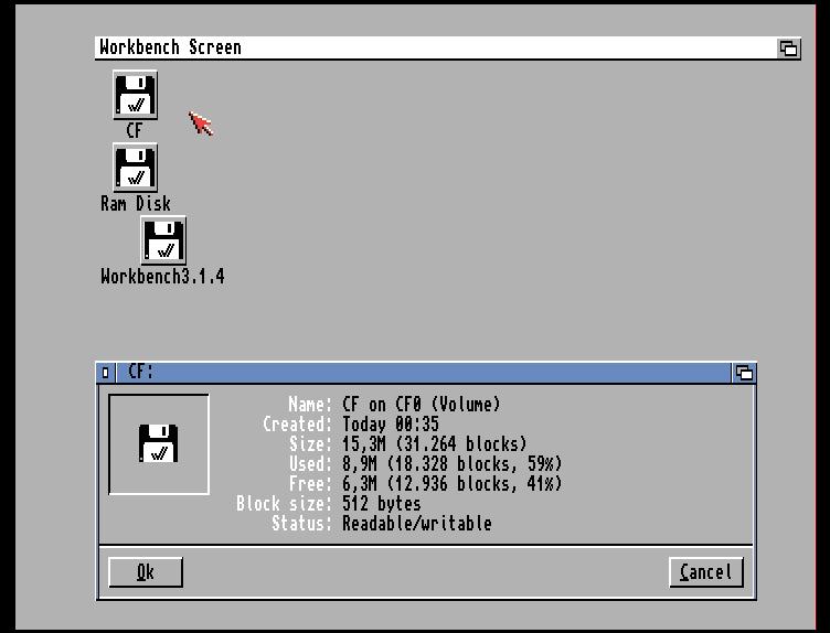 AmigaRestoration - Amiga OS 3 1 4